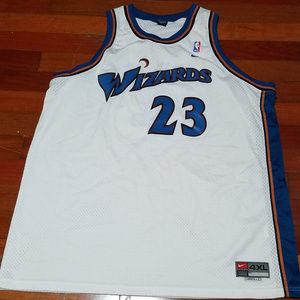 Vintage Washington Wizards basketball jersey 4XL